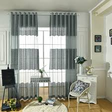 rideaux cuisine gris pas cher gris tulle moderne rideaux pour salon transparent tulle