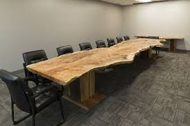 Custom Boardroom Tables Mapleart Custom Wood Furniture Vancouver Bcboardroom Tables