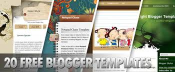 free blogger templates free blogspot templates blogging
