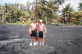 black sand beach hawaii black sand beach big island hawaii picture of kailua kona