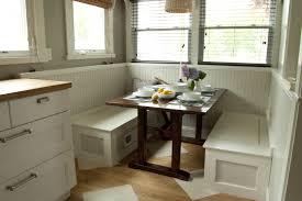 kitchen kitchen booth wooden storage bench dining bench with