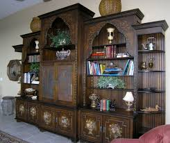 wooden work wooden work in drawing room javedchaudhry for home design
