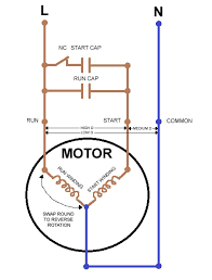 1ph motor wiring diagram 1ph wiring diagrams instruction