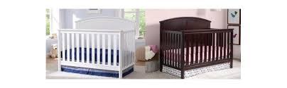 Somerset Convertible Crib Delta Children Somerset 4 In 1 Crib White Baby
