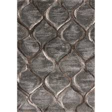5 X 8 Area Rug Landscapes Charcoal Groove 5x8 Area Rug Bernie Phyl S
