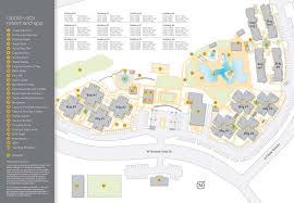 University Of Arizona Map by Cibola Vista Resort And Spa Bluegreen Vacations