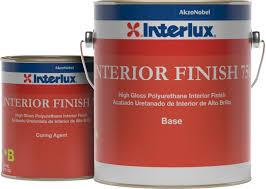 interior finish 750 interlux