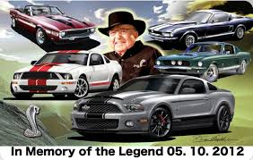 mustang carroll shelby carroll shelby ford mustang car autos gallery