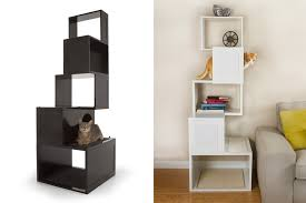 modern cat tree ikea likeness of spoil your lovely cats with contemporary cat furniture