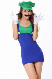 Queen Halloween Costume Green Cute Girls Super Mario Cartoon Halloween Costume Pink Queen