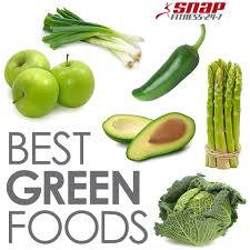 what u0027s your favorite green colored food check out our list
