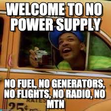Will Smith Memes - nigeria fuel crisis welcome to no power supply on memegen