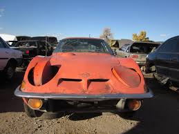 opel car 1970 opel gts take shortcut from project car purgatory to junkyard