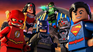 lego movie dc comics justice league superhero wallpaper hd