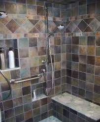 note half wall caps u0026 curb bathroom shower remodel project by http