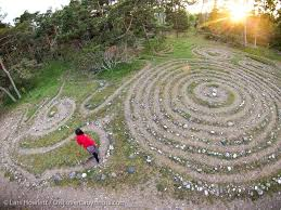 346 best labyrinths images on pinterest labyrinth maze
