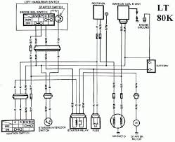 1987 lt250r wiring diagram diagram wiring diagrams for diy car