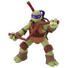 amazon com teenage mutant ninja turtles donatello toys u0026 games