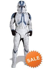Super Troopers Costume Halloween Discount Star Wars Clone Trooper Costume Halloween Sale