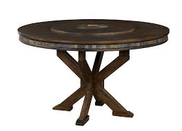 Dining Room Table With Lazy Susan by Amazon Com Sunny Designs Savannah Round Table With Lazy Susan