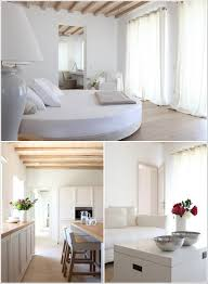 decorating greek inspired white home interior decor white and wood