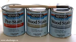 Minwax Water Based Stain With Minwax Water Based Wood Stain After by White Wash Pickling