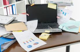 Office Desk Tidy 5 Tips On Keeping Your Office Tidy Office Cleaning