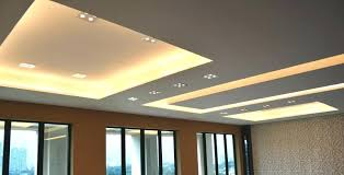 Spot Lights Ceiling Spot Lights Ceiling Side View Of Modern Design In Living With