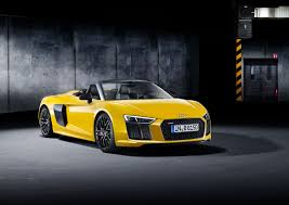 audi u0027s 2017 r8 v10 spyder starts at 175 100 wired