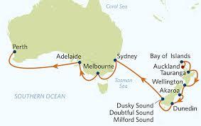 auckland australia map 10th unlock the past cruise new zealand to australia unlock