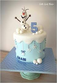 25 frozen birthday cake ideas frozen cake