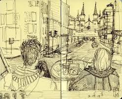 22 best sketching styles images on pinterest sketchbook ideas