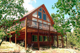 colorado mountain cabins and vacation home rentals pikes peak