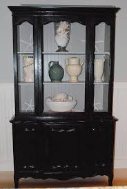 Corner China Cabinet Hutch Sideboards Awesome Black China Hutch Black China Hutch Black