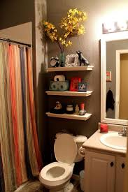 Decorating Ideas For Small Bathrooms by Best 25 Orange Bathroom Decor Ideas On Pinterest Burnt Orange