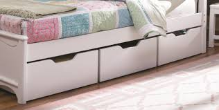 the best underbed storage drawers ashley home decor