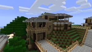 cool minecraft house blueprints with picture of contemporary