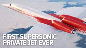 first airplane ever made the world u0027s first supersonic private jet aerion as2 youtube