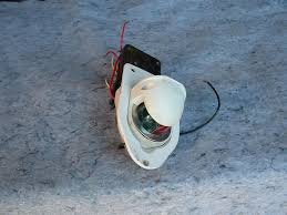 motorized telescoping stern light motorized navigation pole light offshoreonly com