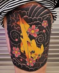 35 insane mind blowing radical adjective y pokemon tattoos