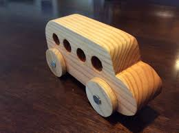 Homemade Wooden Toy Trucks by How To Make A Wooden Car Diy Project Youtube