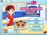 jeux de l ecole de cuisine de ecole de cuisine beignets à la pomme jeu gratuit en ligne