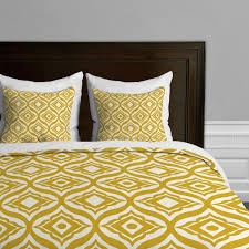Yellow Bedding Set Mustard Yellow Comforters And Bedding Sets