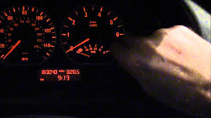 setting the clock on bmw e46 330i and 3 series time change from