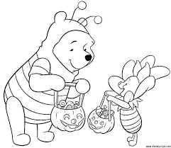 coloring pages halloween coloring pages disney characters