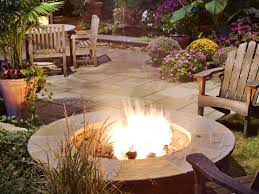 fire pit in backyard the best fire pit solutions for your backyard hgtv