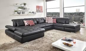 Wohnzimmer Couch Poco Poco Polstermöbel Houston Wohnlanschaft In Schwarz Möbel Letz