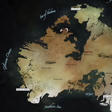 Game Of Thrones World Map by Check Out These Incredible Game Of Thrones Inspired Maps Of