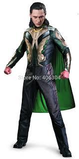 Thor Halloween Costumes Buy Wholesale Loki Costume China Loki Costume