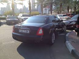 maserati jakarta students in dubai have nice cars